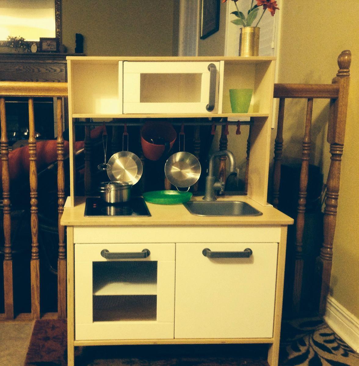 Mueble Tipo Ikea Duktig Mini Cocina 5 499 00 En Mercado Libre # Muebles Tipo Ikea