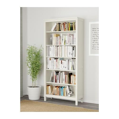 mueble tipo ikea hemnes librero de madera