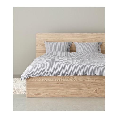 Mueble tipo ikea malm base para cama queen 5 en - Ikea mantas para camas ...