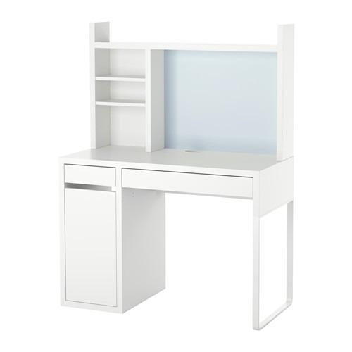 Mueble Tipo Ikea Micke Escritorio Para Computadora - $ 4,999.00 en Mercado Libre