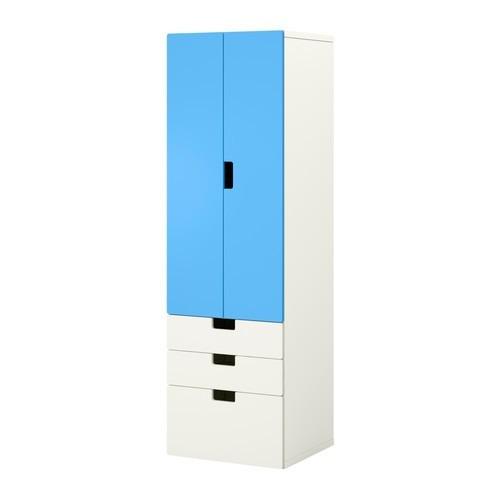 Mueble Tipo Ikea Stuva Ropero De 2 Puertas Y 3 Cajones - $ 8,499.00 en Mercad...