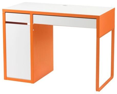 Mueble Tipo Micke Ikea Escritorio Minimalista - $ 3,499.00 en Mercado Libre
