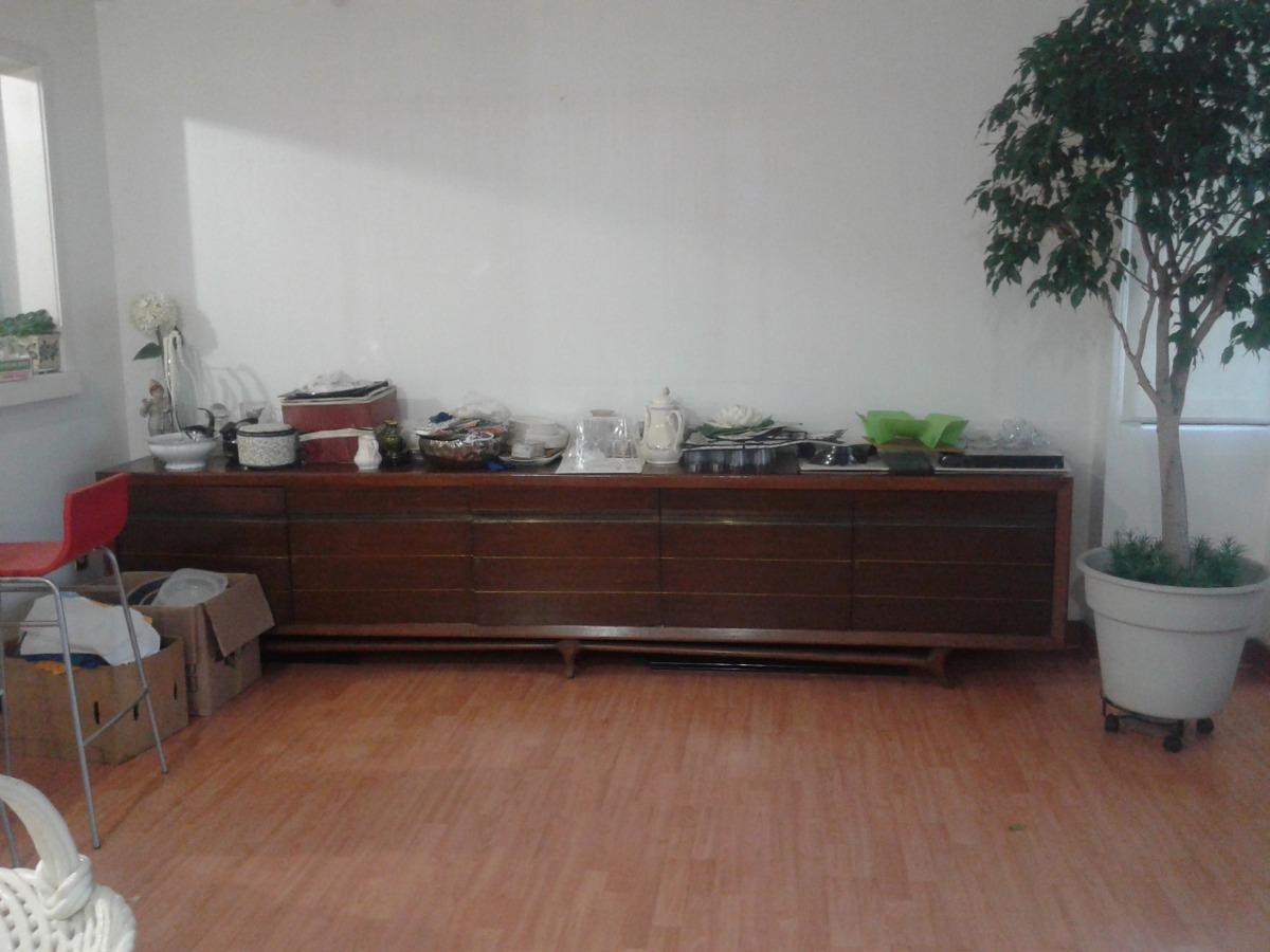 Mueble trinchador de madera fina dise o cl sico 60 000 - Disenos para muebles de madera ...