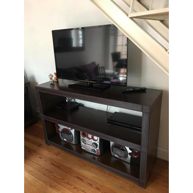 Mueble Tv - Mueble Cómoda Flox - Biblioteca Horizontal