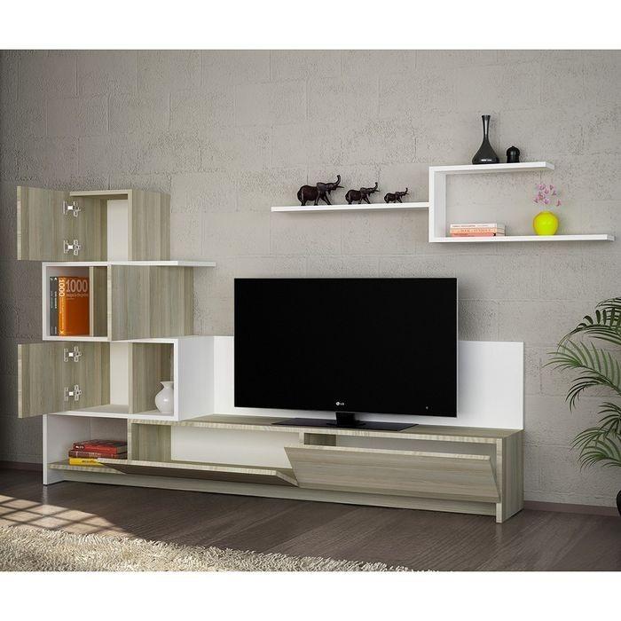 Mueble Tv Rack Para Led Lcd Moderno Directo Fabrica 500000 En