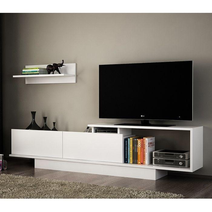Mueble Tv Rack Para Led Lcd Moderno Living Directo Fabrica 5000