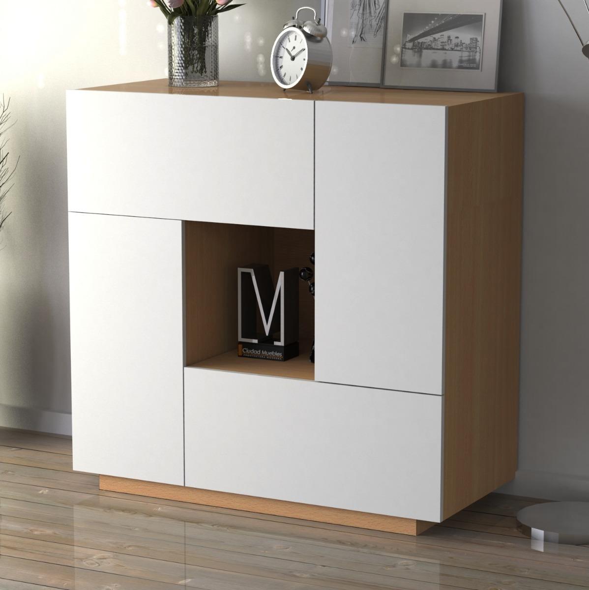 Mueble Vajillero Moderno Comedor 90cm De Largo. Oferta !! - $ 6.020 ...