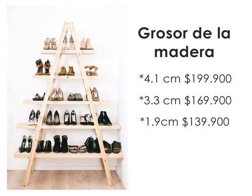 mueble/closeth/ organizador de moda (100% pino) promoción