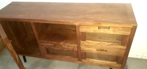 muebles a medida . carpinteria  h & s soluciones en madera