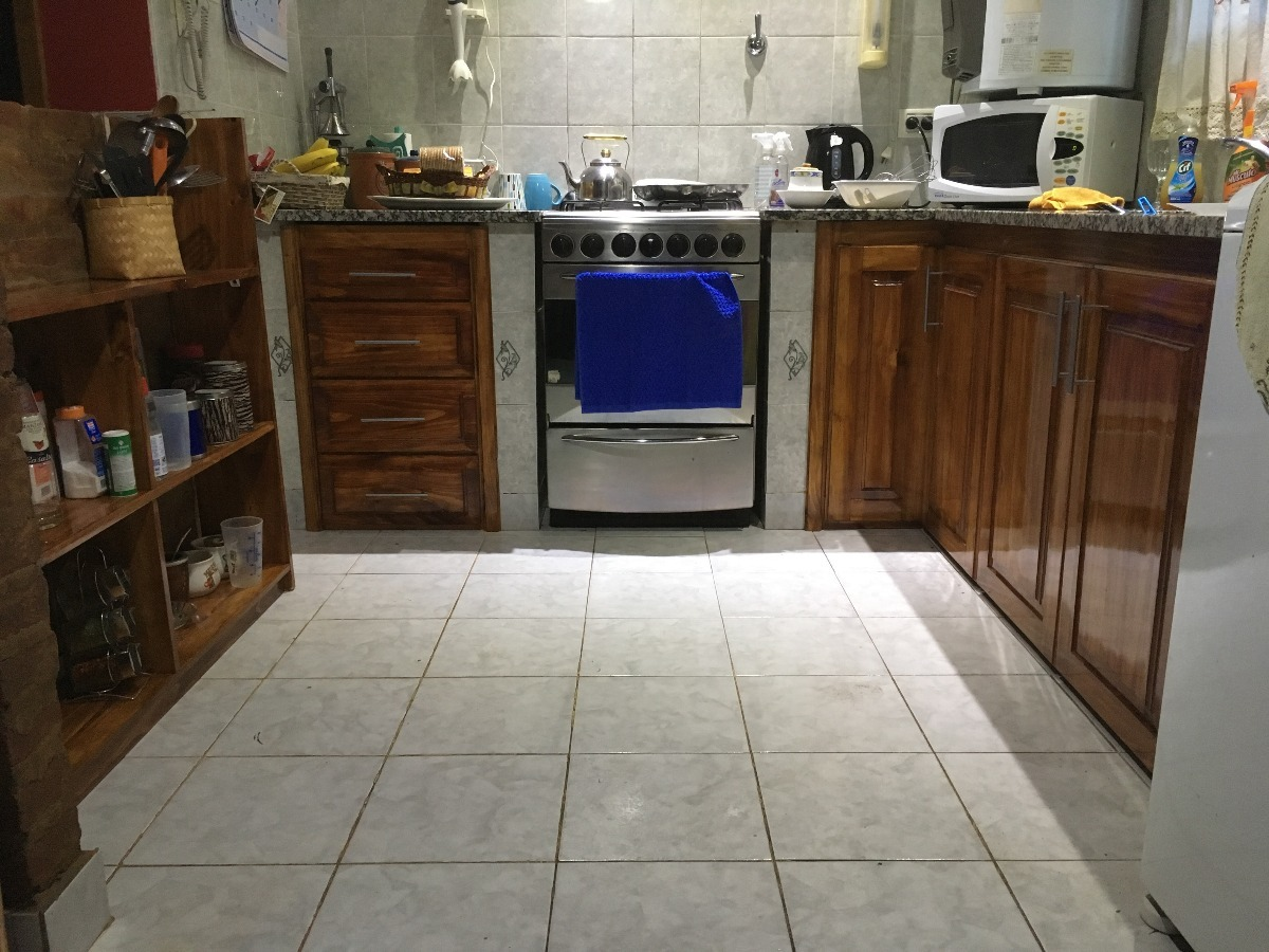 Muebles A Medida Cocina Bajo Mesada Madera Pino Plastificado ...