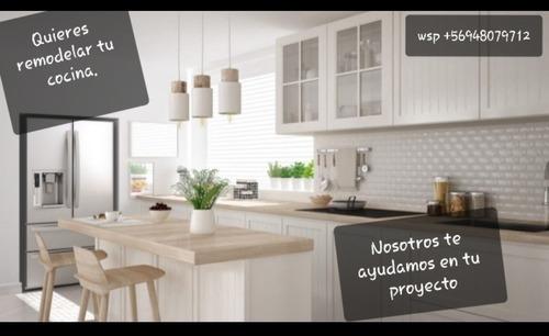 muebles a medida cocina, oficina, closet, dormitorio