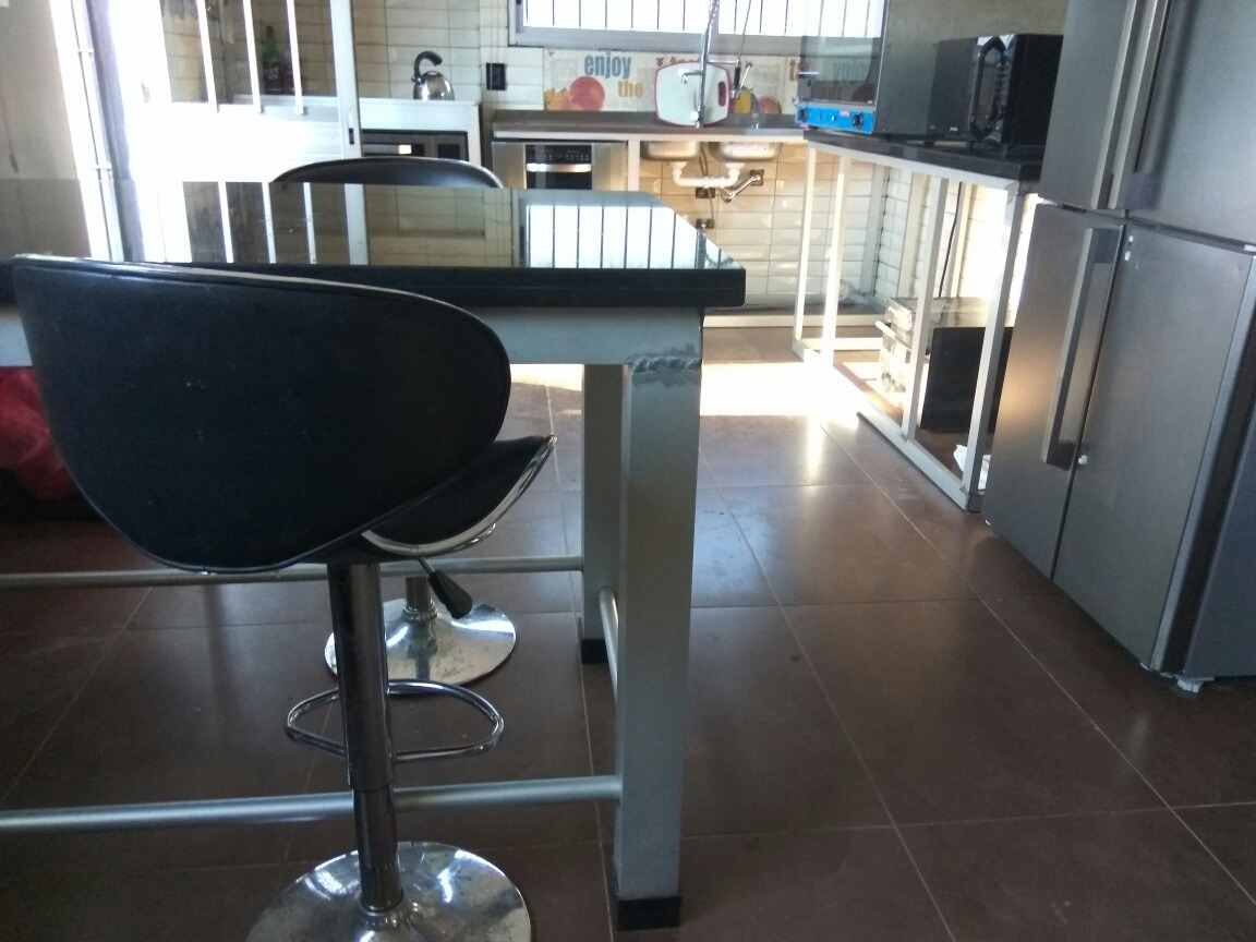 Muebles A Medida En Aluminio Trailers Muebles Industriales  # Muebles Bidones