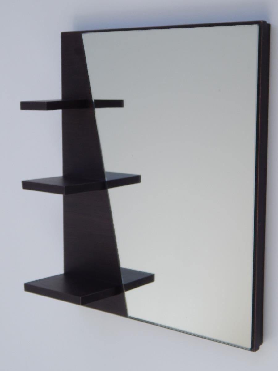 Muebles a reos para ba o minimalista en melamina bs for Modelos de zapateros en melamina
