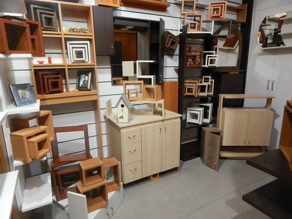 Muebles Aéreos Para Baños Modernos En Melamina - Bs. 142.462,00 en Mercado Libre