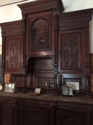 Muebles Antiguos De Calidad- Modelo Exclusivo- Hechos A Mano ...