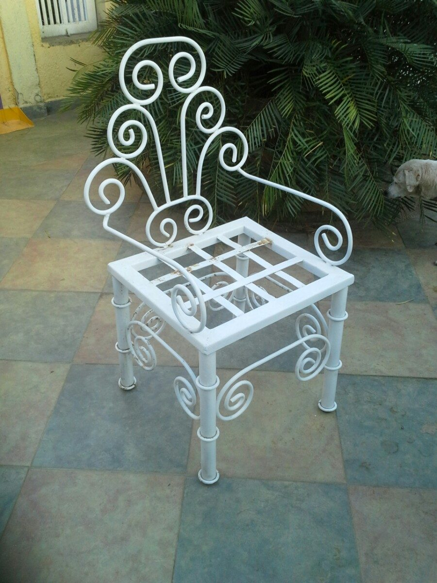 Muebles artesanal hierro forjado bs en for Muebles de fierro forjado