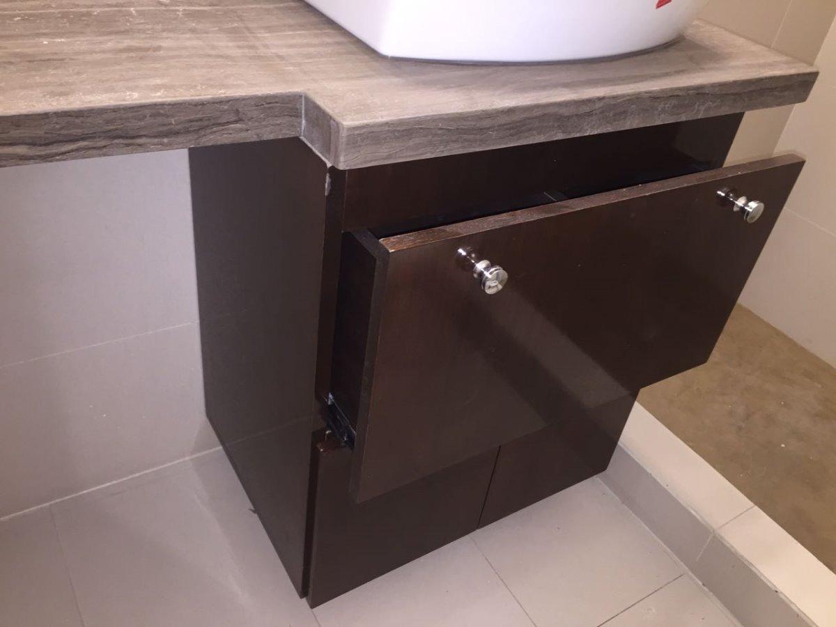 Muebles Ba O Vanitory Mesada Espejos Fabrica A Medida 4 200  # Alto Vuelo Muebles