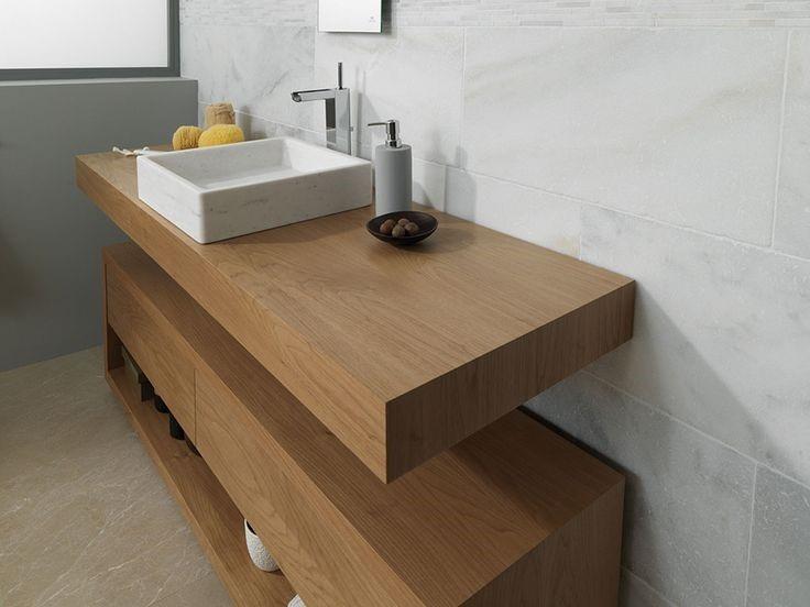 Muebles Baños Vanitory Medida Diseños Melamina Mdf Laqueado ...