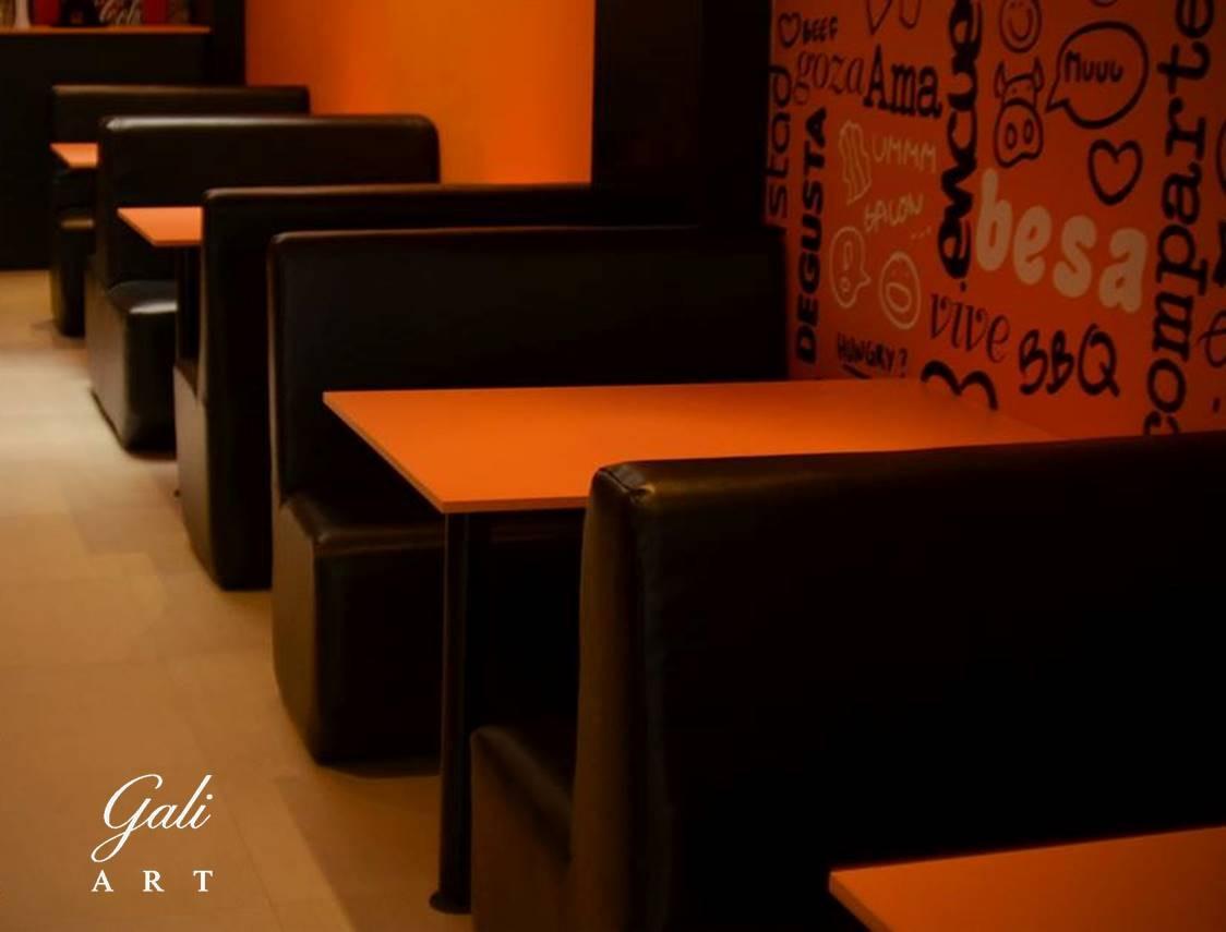 Muebles Booths Bar Karaoke Helader A Restaurantes Cafeter A U S  # Muebles Heladeria