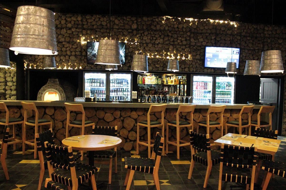 Muebles cafeteria sala sillon mesa silla taburete banco barr 6 en mercado libre - Mobiliario de bares ...