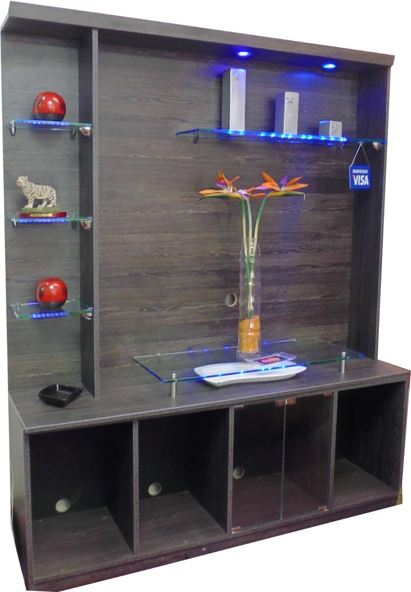 Muebles para equipo de sonido en melamina idee per for Muebles melamina