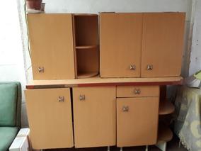 Muebles Cocina 3 Unidades + Mueble Lavaplatos.