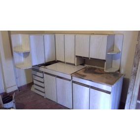 Muebles Para Cocina De Formica Brillante - Muebles de Cocina en ...