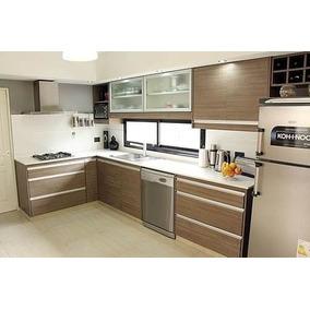 Amoblamientos De Cocina A Medida Precio X Metro Lineal - Muebles de ...