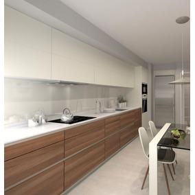 Mueble De Cocina Completo Moderno - Amoblamientos Completos en ...