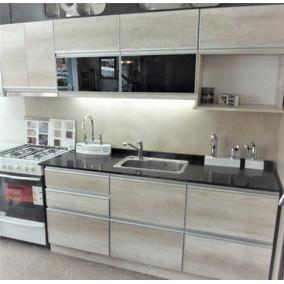 Muebles Cocina Con Canto Aluminio Precio $ 1050 Ml - Muebles de ...