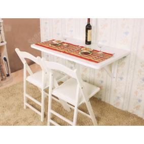 Mesas Plegables En Melamina Base Caño Plegable - Todo para Cocina en ...