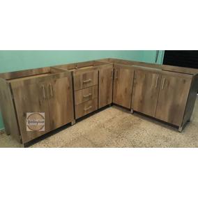 3d Total Texture Melamina Y Formica - Muebles de Cocina en Mercado ...