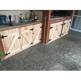 Carpintero Muebles De Cocina Rustica en Mercado Libre Argentina