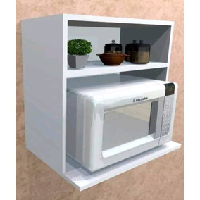 Organizador Mueble Auxiliar De Cocina O Para Microondas - Hogar ...