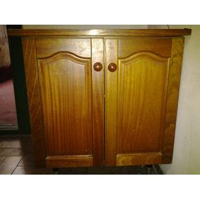 Mueble Forrado Formica Madera - Muebles de Cocina en Mercado Libre ...