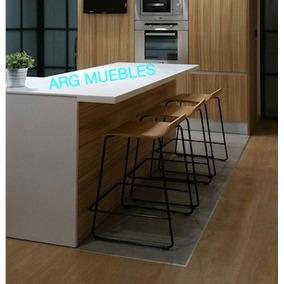 Muebles De Cocina Isla Central - Muebles de Cocina en Mercado Libre ...