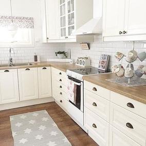Mueble De Cocina Vintage / Retro / Clasico.amoblamientos Jqm