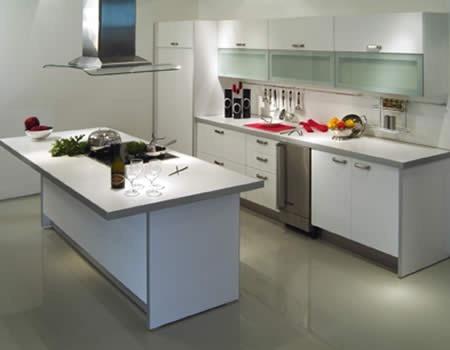 Amoblamientos de cocina muebles de cocina aereos bajo - Precios muebles de cocina a medida ...