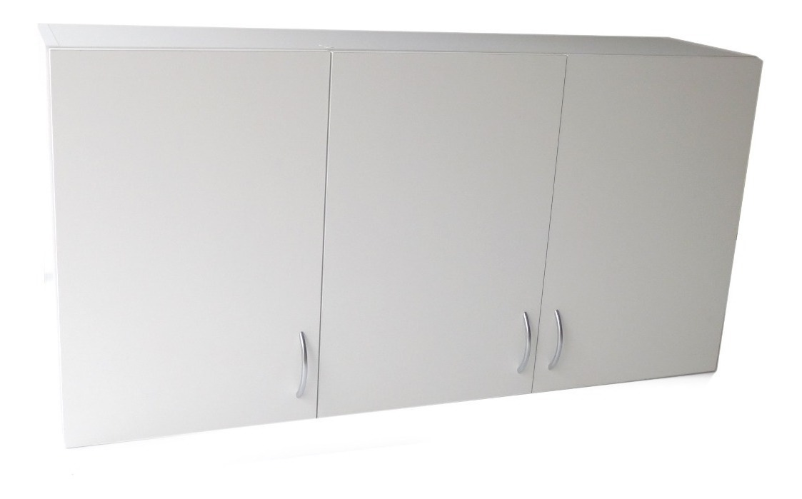 Muebles Cocina Alacena 1,6 M Melamina 18mm Reforzado
