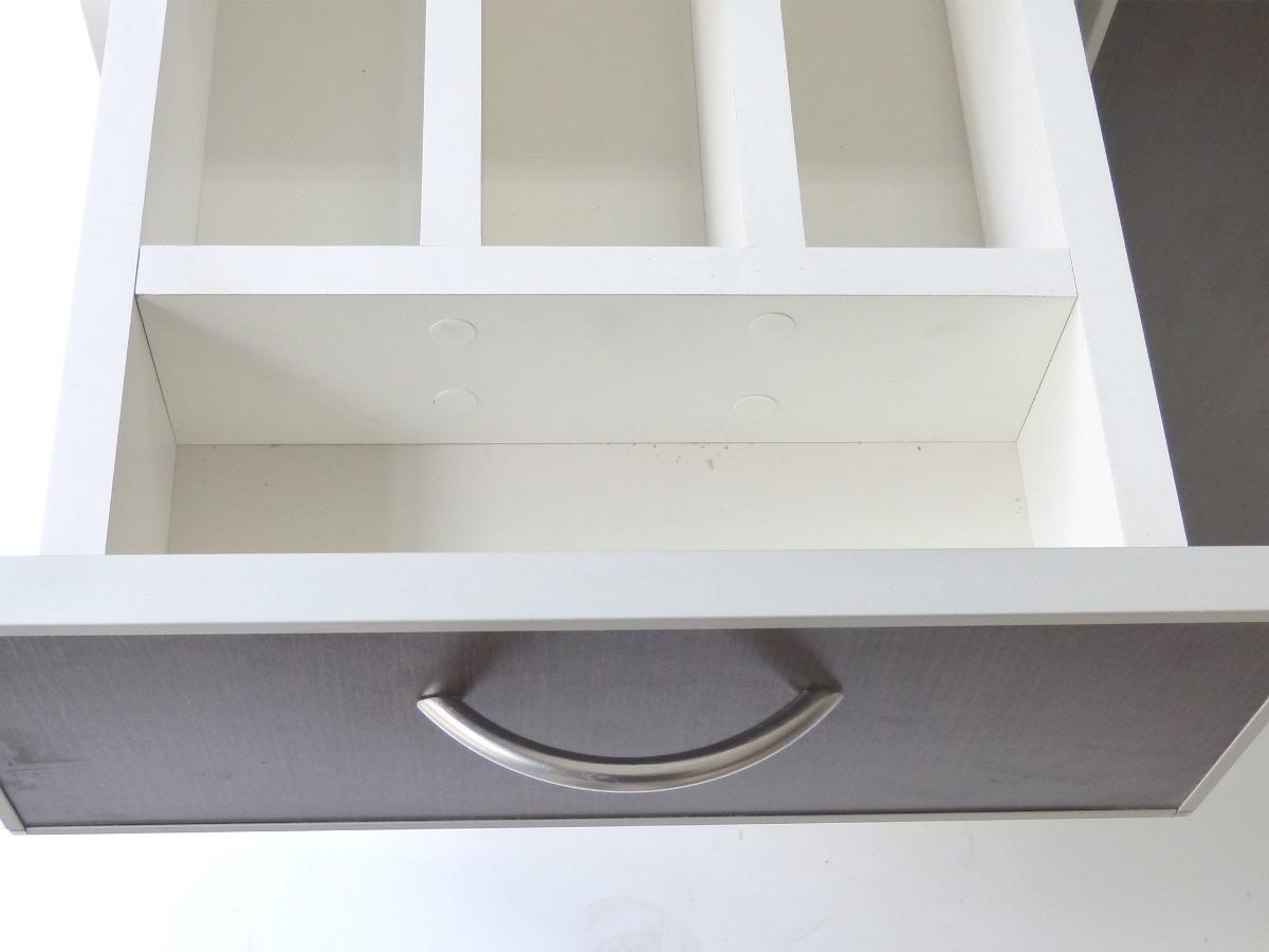 Muebles Cocina Alacena Bajo Mesada 1,4 Melamina 18mm Calidad