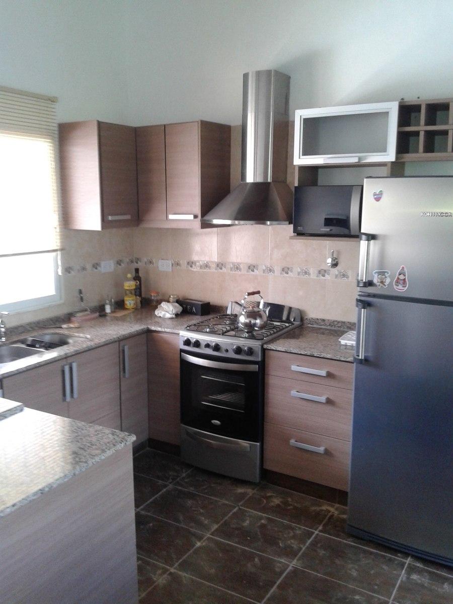 Muebles De Cocina | Bajo Mesada De 1.00 En Melamina - $ 4.500,00 en ...