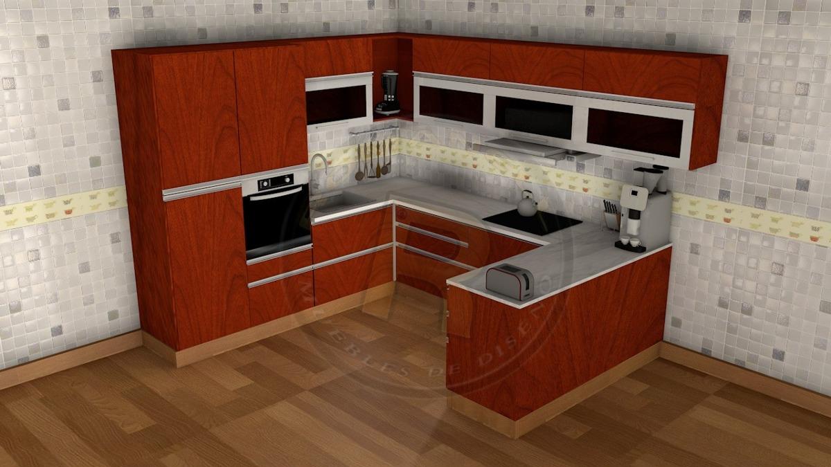 Genial precio modulos de cocina fotos precio modulos de for Precio muebles cocina