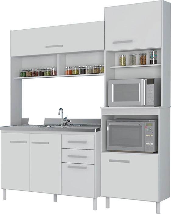 Muebles cocina compacta kit cocina aereo divino en mercado libre - Muebles de cocina en kit ikea ...