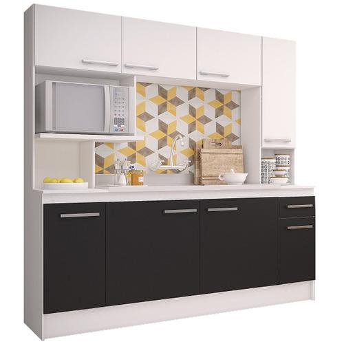muebles cocina compacta aereo bajo mesada alacena