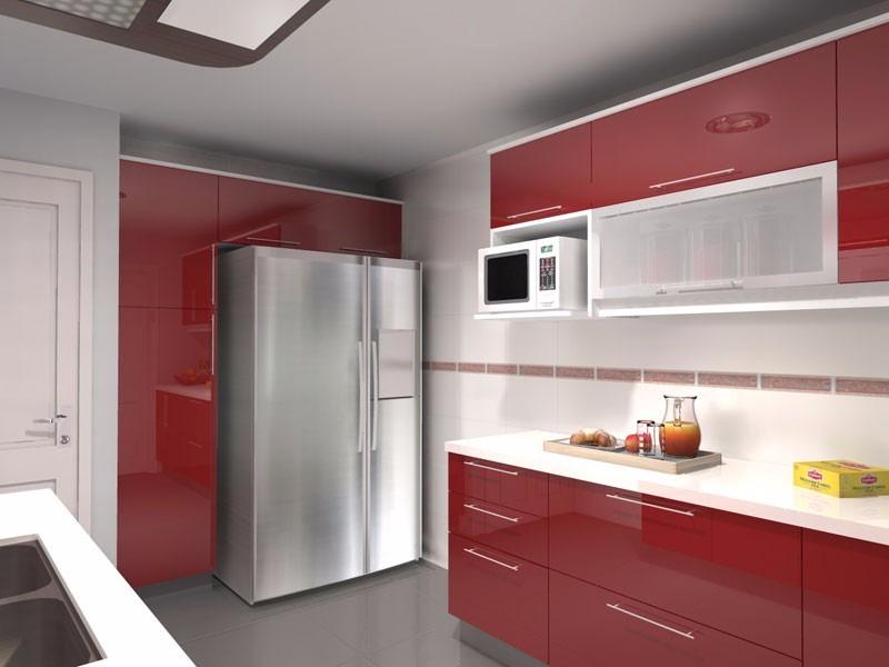 Muebles de cocina placares mesadas granitos marmol for Muebles de cocina montevideo