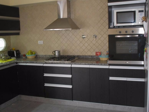 Muebles Cocina Modernas, Reposteros, Postformado, Granito, - S/ 900 ...