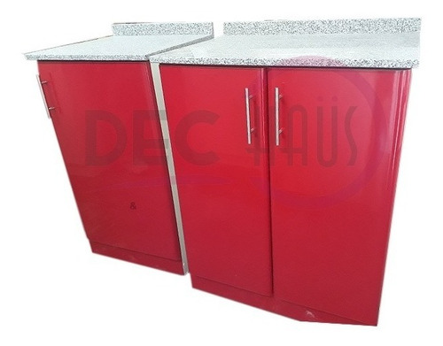 muebles cocina postformado granito 50x50 70x50/dec-haus