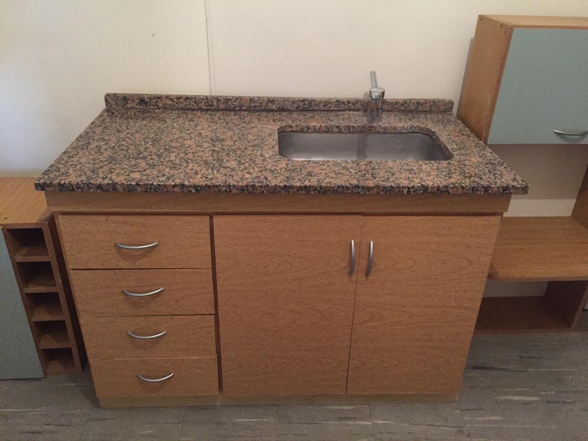 Muebles Cocina Usados Con Mesada Y Pileta. Excelente Estado ...