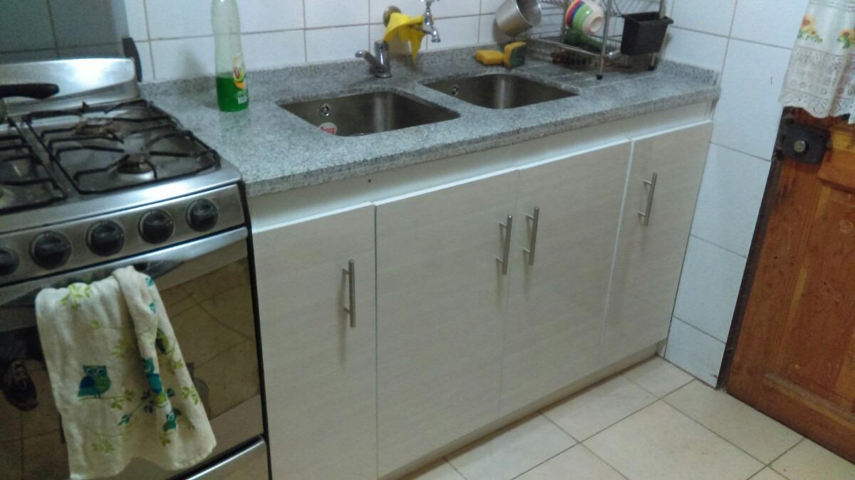 Muebles Cocinas Algarrobo Y Todo El Litoral. - $ 500 en Mercado Libre