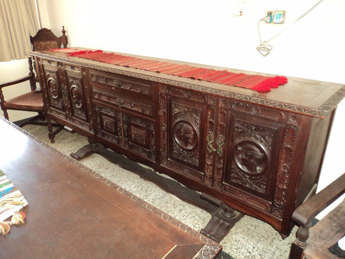 Muebles coloniales bs en mercado libre - Espejos coloniales ...